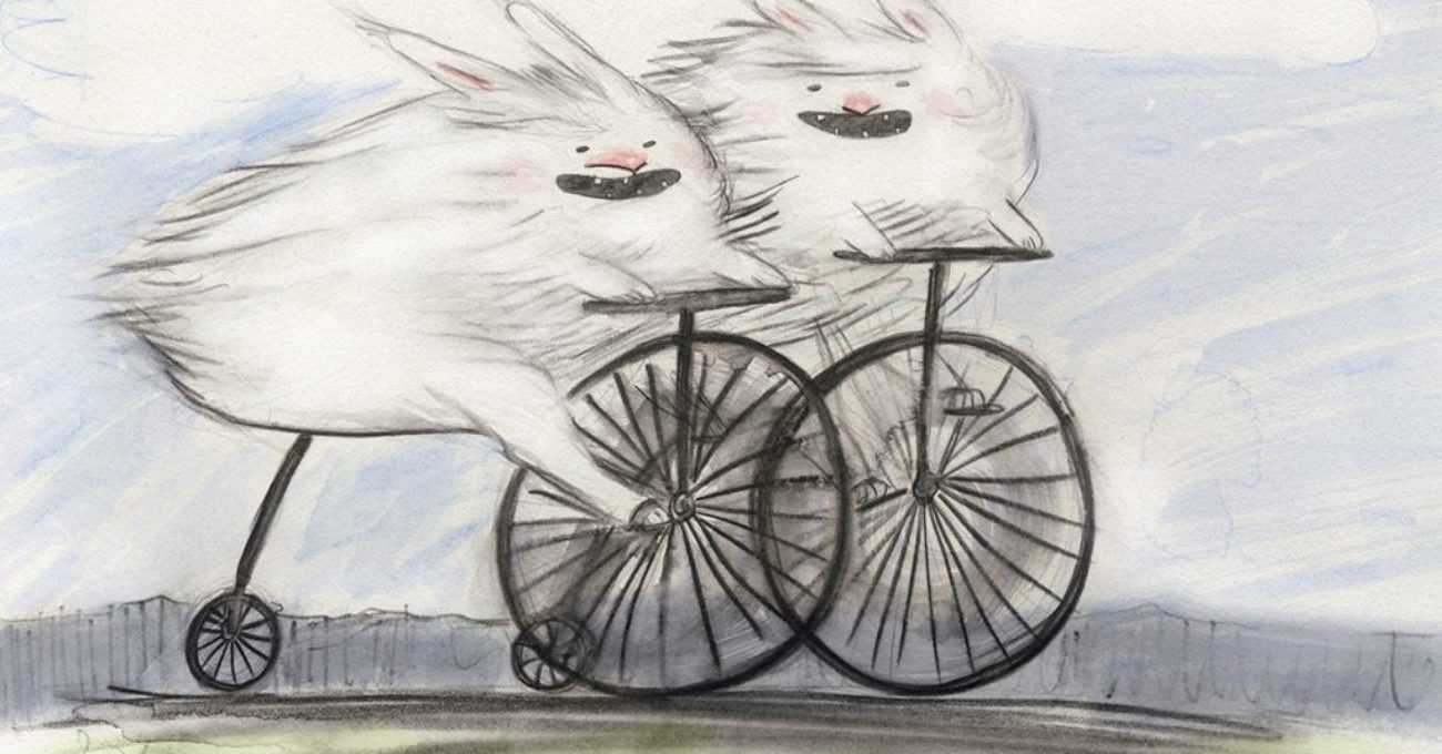 Bicycle Bunnies Web